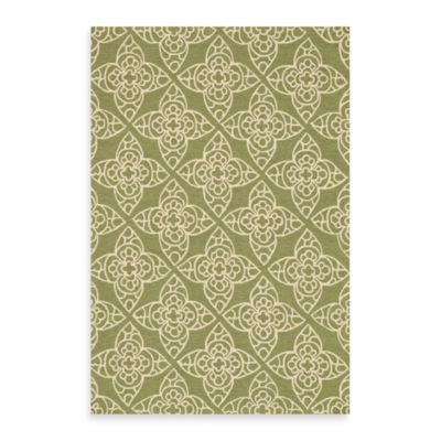 Green Decorative Rugs