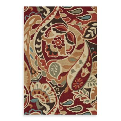 Loloi Rugs Summerton Red/Multi Rug