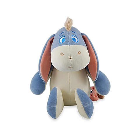 Disney Baby® by miYim® Eeyore Plush Toy
