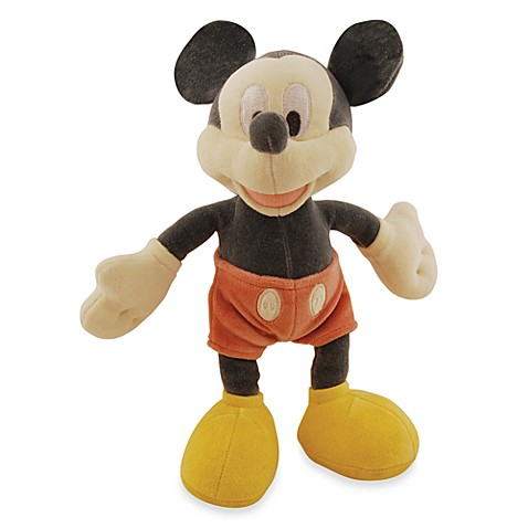 Disney Baby® by miYim® Mickey Mouse Plush Toy