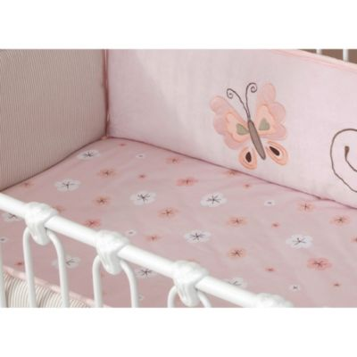 Lambs & Ivy® Fawn Fitted Crib Sheet