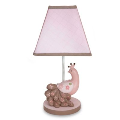 Lambs & Ivy® Fawn Table Lamp with Shade