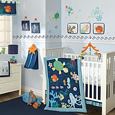 Lambs Amp Ivy 174 Bubbles Amp Squirt Crib Bedding Collection