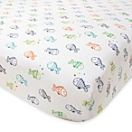 Lambs & Ivy® Bubbles & Squirt Fitted Sheet