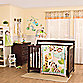 kidsline™ Carter's Jungle Play 4-Piece Crib Bedding Set