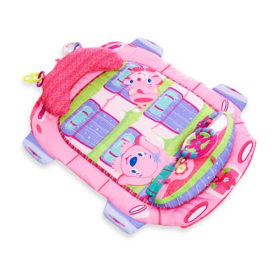 Bright Starts™ Pretty In Pink™ Tummy Cruiser™ Prop & Play Mat