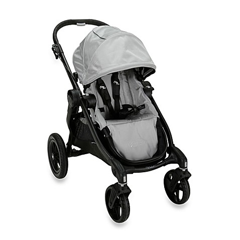 Home Gt Baby Jogger City Select Single Stroller Silver