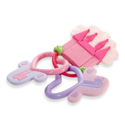 Kids Perferred Disney Princess® Keys to the Kingdom Teether