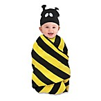 Sozo® BEEhave Swaddle Blanket and Cap Set