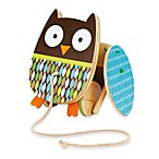 SKIP*HOP® Treetop Friends Flapping Owl Pull Toy