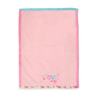 Just Born® Love Baby Blanket