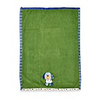 Just Born® Embroidered Dog Blanket