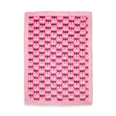 Just Born® Tulip Print Valboa Blanket