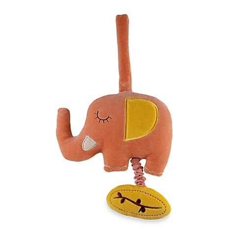 miYim® Musical Pull Plush Toy in Elephant