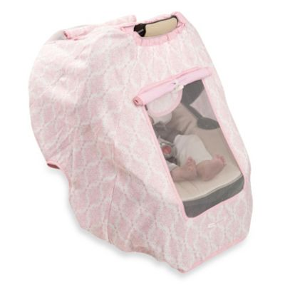 Wendy Bellissimo™ Infant Carrier Canopy in Pink