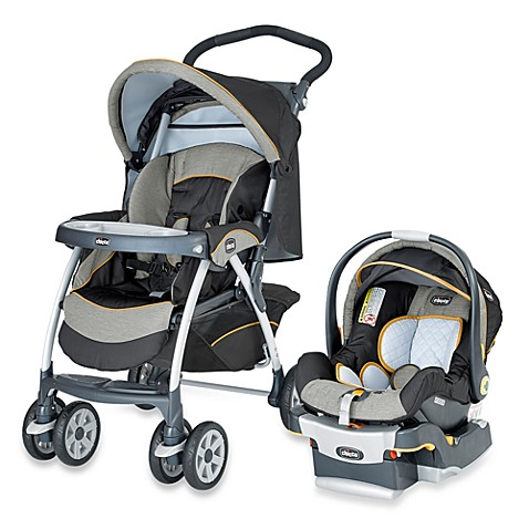 Chicco® Cortina® KeyFit® 30 Travel System in Sedona™