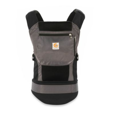 ERGObaby® Performance Baby Carrier - Charcoal Black