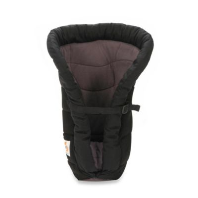 ERGObaby® Performance Collection Infant Insert - Charcoal Black