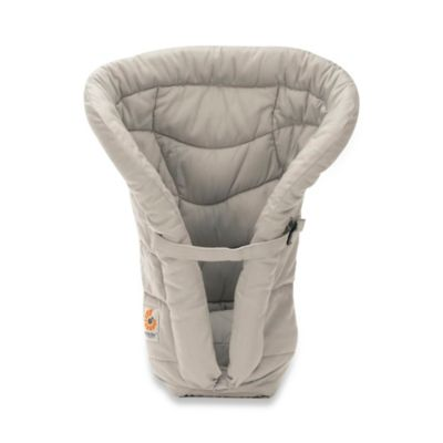 ERGObaby® Organic Collection Infant Insert - Silver