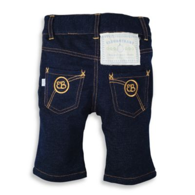 Elegant Baby® My First Boy's Size 6-12M Jeans