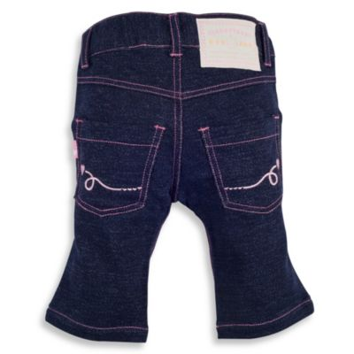 Elegant Baby® My First Girl's Size 6-12M Jeans