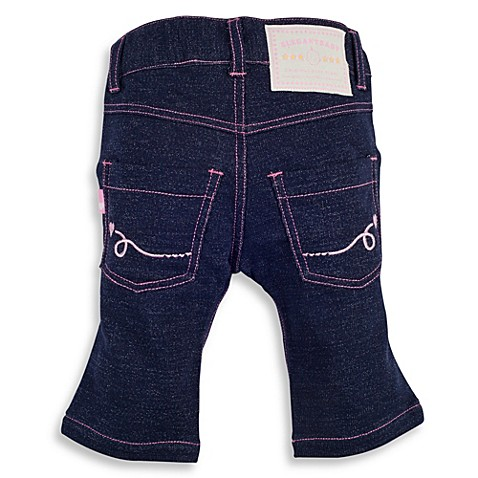 Elegant Baby® My First Girl's Size 3-6M Jeans