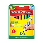 Crayola® My First Washable Markers (8-Count)