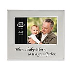 Prinz Tender Thoughts Grandfather Photo Frame