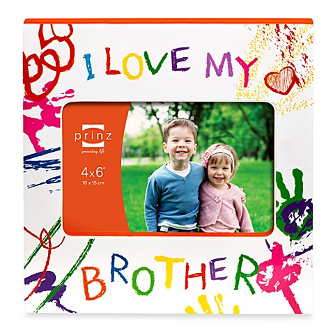 special picture frames for brothers № 758