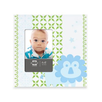 Prinz Adorables Picture Frame in Lion