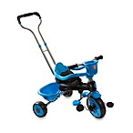 My-Trike MT20 3-in-1 Blue and Black Tricycle