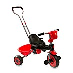 My-Trike MT20 3-in-1 Red and Black Tricycle