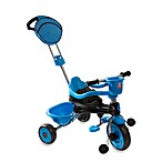 My-Trike MT40 3-in-1 Blue and Black Tricycle