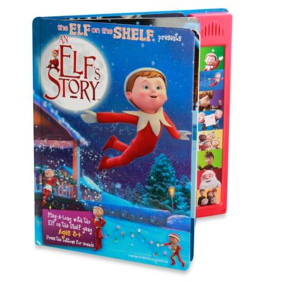 The Elf on the Shelf® An Elf's Story™ Board Book with Sound
