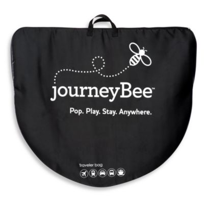 Angelcare®journeyBee Travel Case in Black