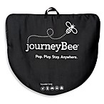 ParentLab journeyBee Portable Crib in Black
