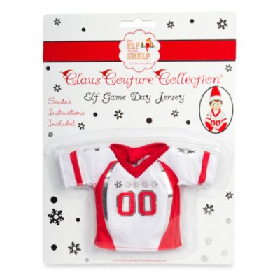 The Elf on the Shelf® Claus Couture Collection Game Day Jersey