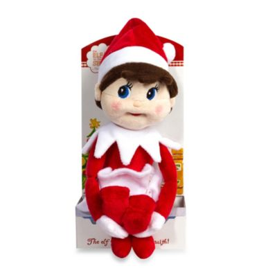 The Elf on the Shelf® Girl Plushee Pal in Light Skin Tone