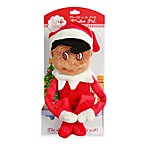 The Elf on the Shelf® Boy Plushee Pal in Dark Skin Tone