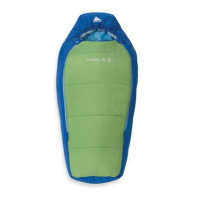 Kelty Woobie 30-Degree Sleeping Bag in Blue