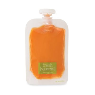 Infantino® Fresh Squeezed 50-Pack Squeeze Pouches