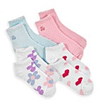 Apara™ Jammies™ Aloe and Vitamin E Hydrating Therapy Socks (2 Pair)