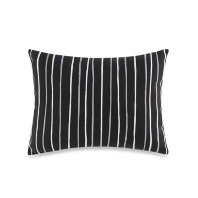notNeutral® Pom Pom Oblong Toss Pillow