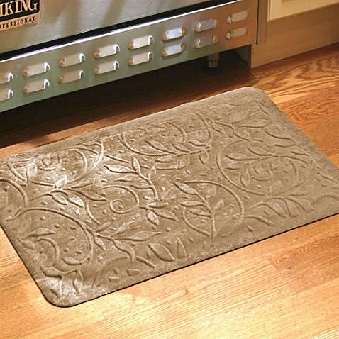 comfort pro wisteria 2 foot x 3 foot kitchen mats bed