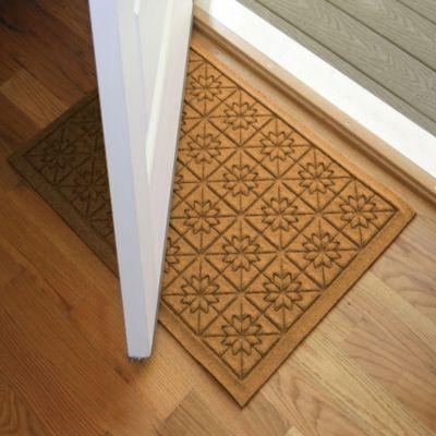 Weather Guard™ Star 2-Foot x 3-Foot Door Mat in Brown
