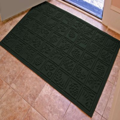 Weather Guard™ Nature Walk 34-Inch x 52-Inch Door Mat in Navy