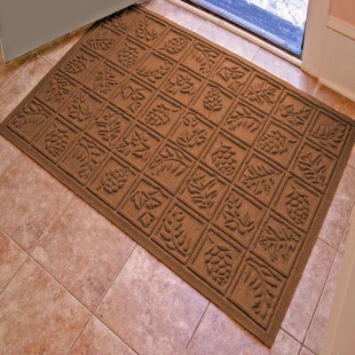 Weather Guard™ Nature Walk 34-Inch x 52-Inch Door Mat in Brown