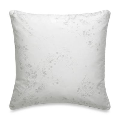 Barbara Barry® Florette 16-Inch Square Toss Pillow