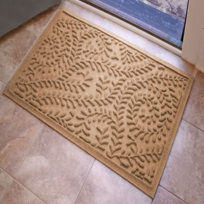 Weather Guard™ Boxwood 2-Foot x 3-Foot Door Mat in Medium Brown