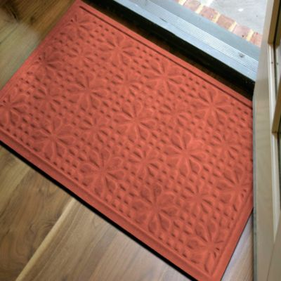 Microfibre® Low Profile 2-Foot x 3-Foot Door Mat in Green